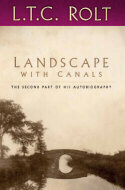 Landscape with Canals - new book cover