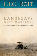 Landscape with Machines - new book cover