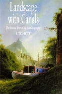 Landscape with Canals - original book cover