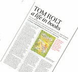 Article - Tom Rolt a Life in Books
