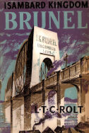 Brunel - first edition book cover