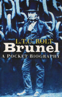 Brunel, a pocket biography - book cover
