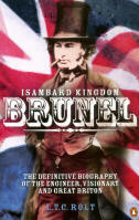 Brunel - cover of new Penguin edition