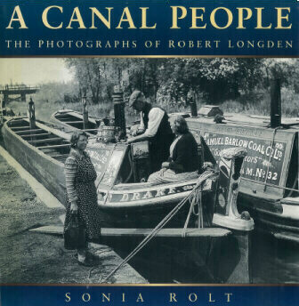 cover of 'A Canal People' by Robert Longden and Sonia Rolt