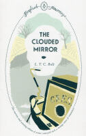 The Clouded Mirror - new book cover