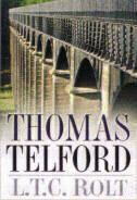 Thomas Telford - cover of the new edition